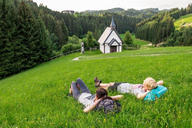 Ausspannen in der Natur