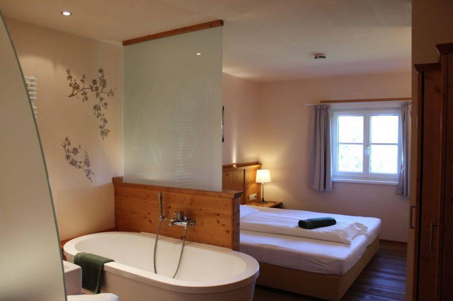 Superior Zimmer deluxe Kleebauer Hof