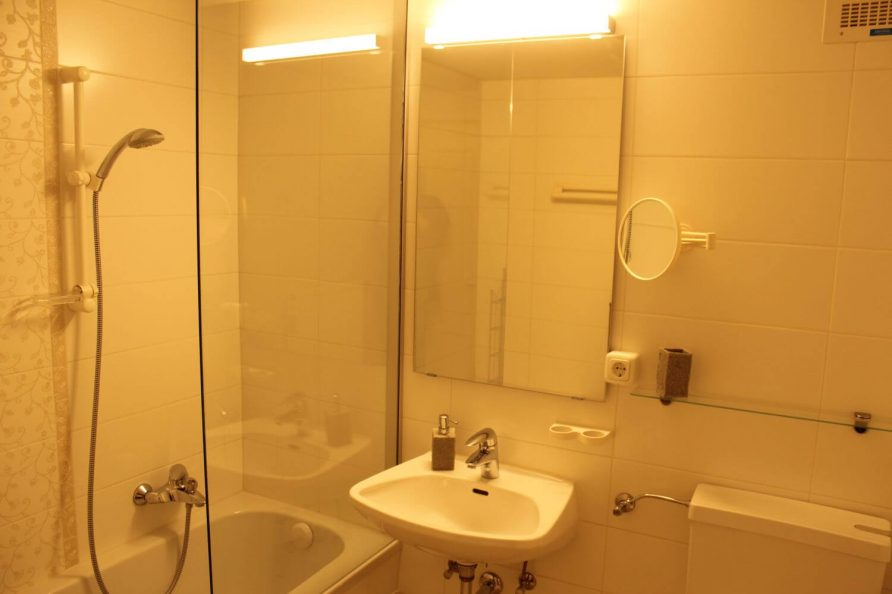 Badezimmer Kleebauer Hof