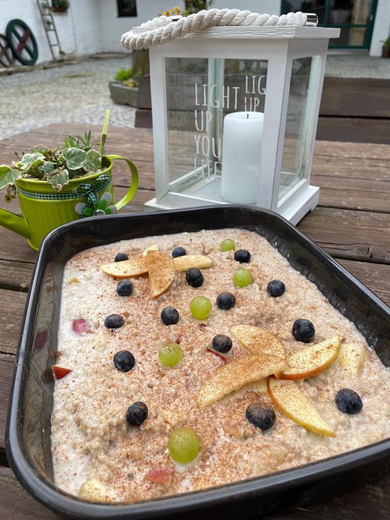 Porridge am Kleebauer Hof