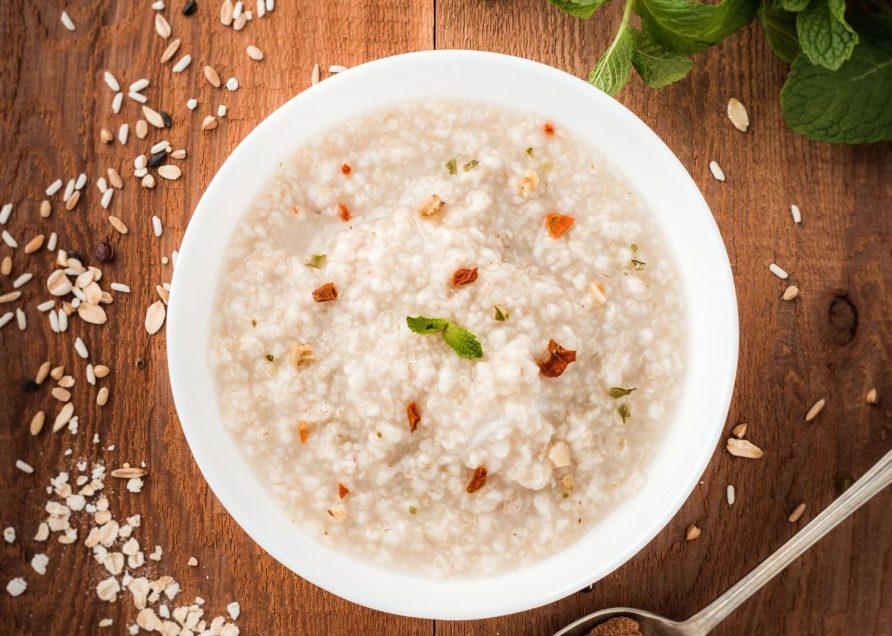 Frühstücks Porridge